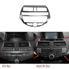Painel automotivo de fibra de carbono, molde para painel automotivo, de fibra de carbono, adesivo para honda accord 2008 2012