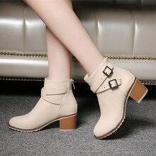 Снега каблуки европа звезда ботинки высокие молния сапоги старинные короткие моды