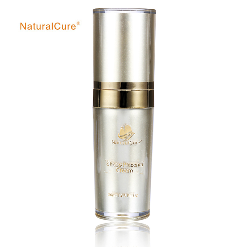NaturalCure Sheep placenta cream, provide double anti-aging effect promote the synthesis of collagen make the skin more delicate neurobiology of epilepsy and aging 81