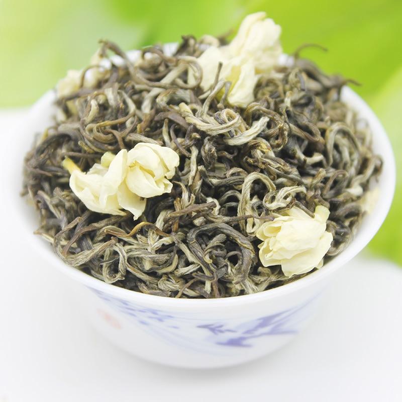 Free shipping special discount 0.3KG jasmine maofeng green tea free shipping 2015 yr new tea premium jasmine pearl tea jasmine longzhu flower tea green tea 250g bag vacuum packaging
