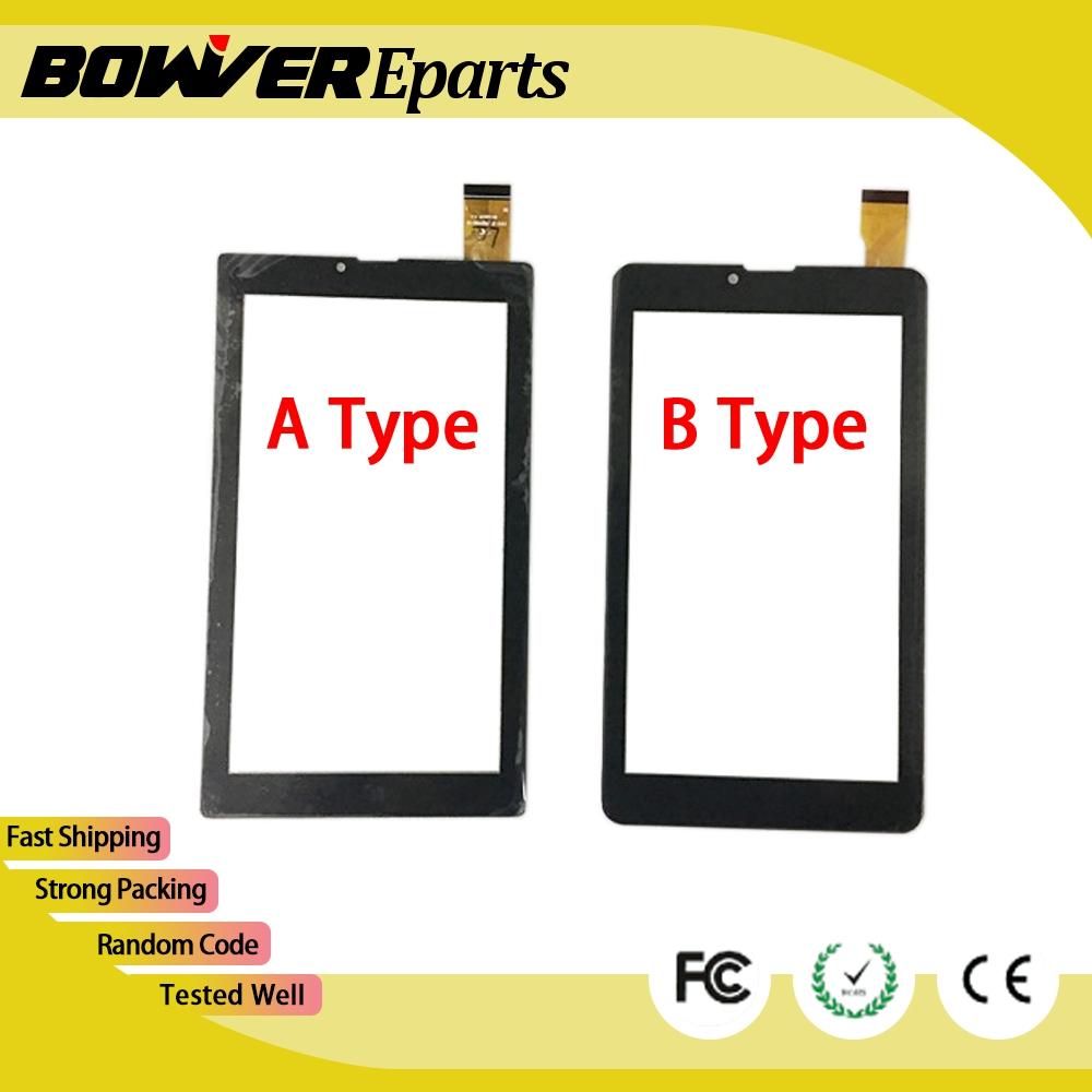 A+  7inch  Touch Screen For 7 teXet TM-7869 Tablet Touch Panel digitizer Glass Sensor Replacement  181X103mm 9 7 inch tablet pc touch screen panel digitizer glass sensor replacement f wgj97119 f wgj97119 v2