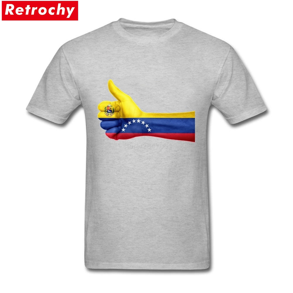 2017 guy 39 s slim fit cool cotton venezuela flag hand for 3xl tall graphic t shirts