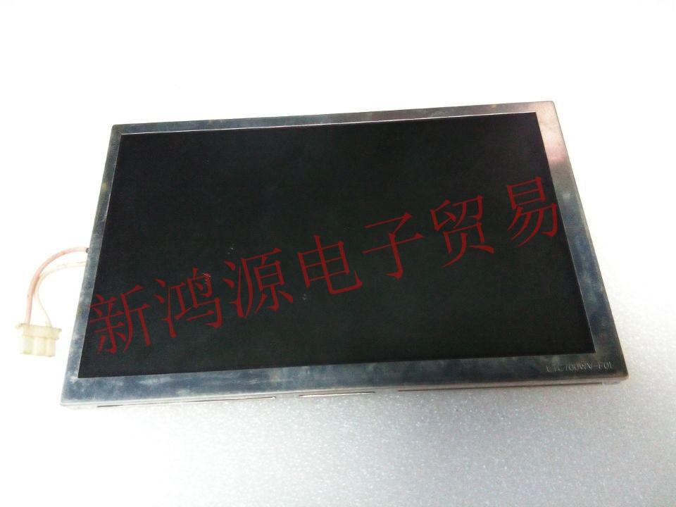Original 7 inch LTC700WV-F01 Car LCD screen