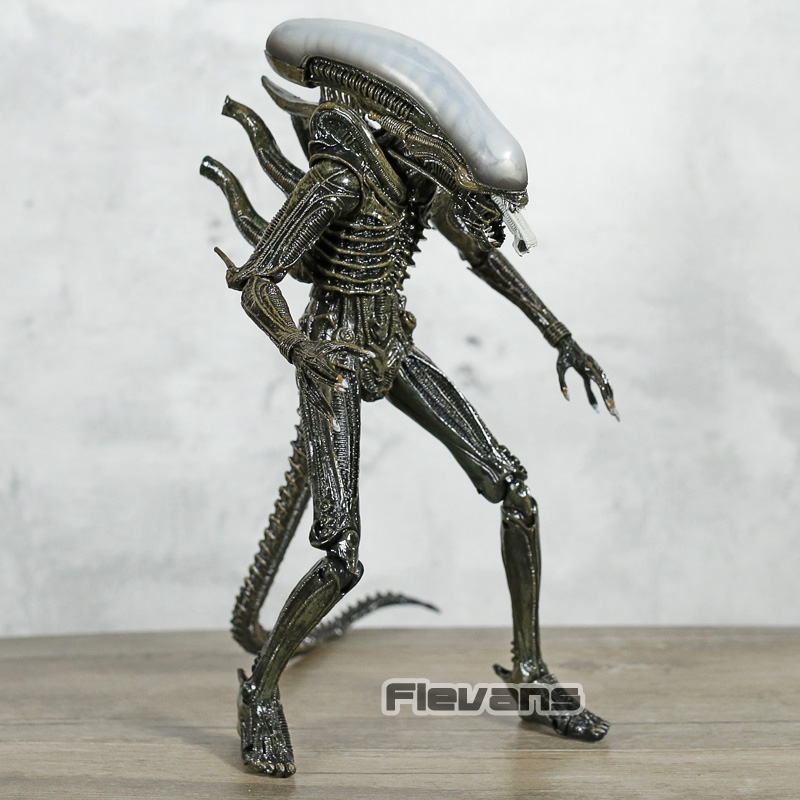 <font><b>ALIEN</b></font> <font><b>1979</b></font> Xenomorph PVC Action Figure Toy <font><b>Aliens</b></font> Collectible Model Figurine image