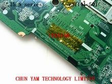 U93 737141-501 FOR HP 15-N series Laptop Motherboard E1-2500 DA0U93MB6D0 REV:D Mainboard 90Days Warranty 100% tested