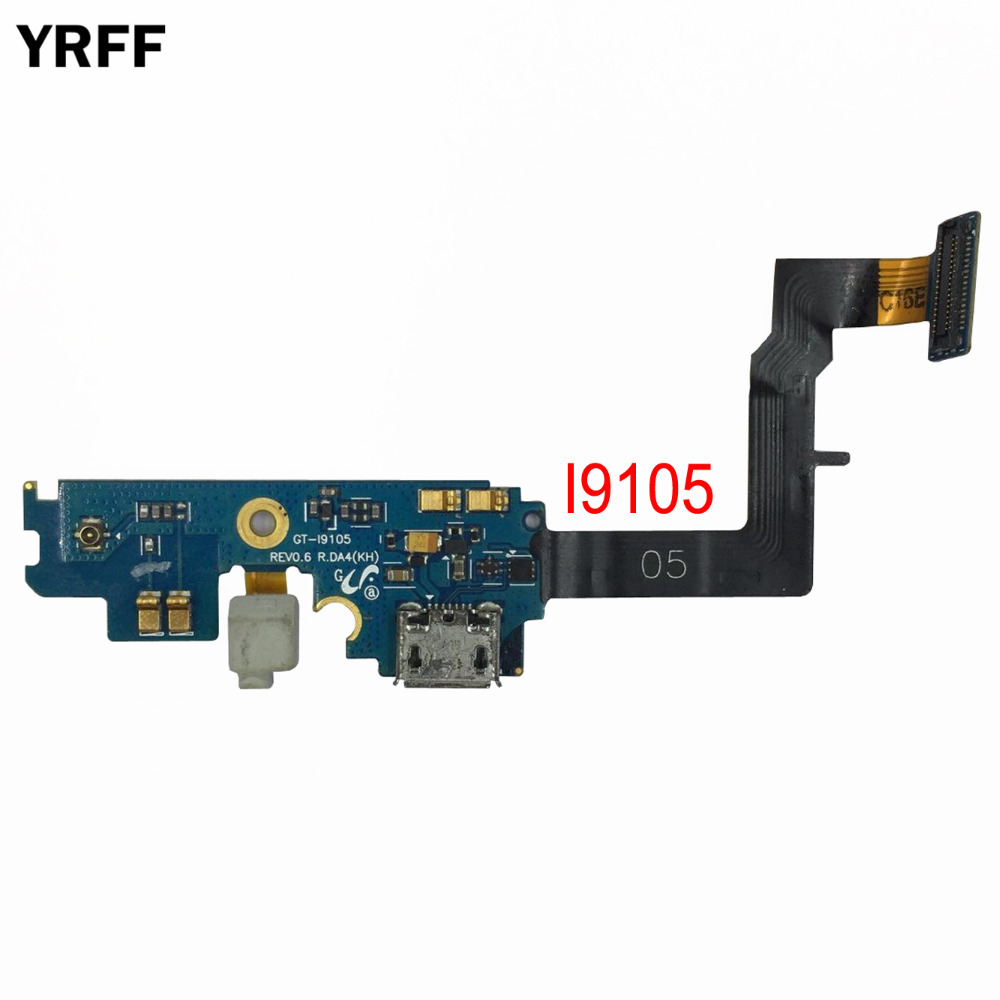USB Charging Charger Port Dock Connector Flex Cable For Samsung Galaxy S2 Plus I9105 GT-I9105