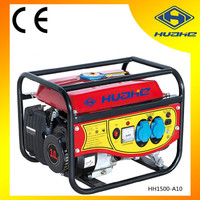 HH1500 A10/1000w small domestic gasoline generator portable outdoor power generation equipment low power consumption