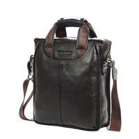 FREE SHIPPING 100 GENUINE LEATHER Cowhide Shoulder Leisure Men S Bag Business Messenger Portable Briefcase Laptop