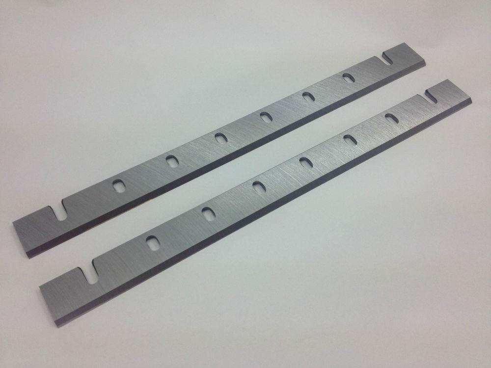 4 x Makita Tct 82mm Reversible Planer Blades Spare to fit Erbauer