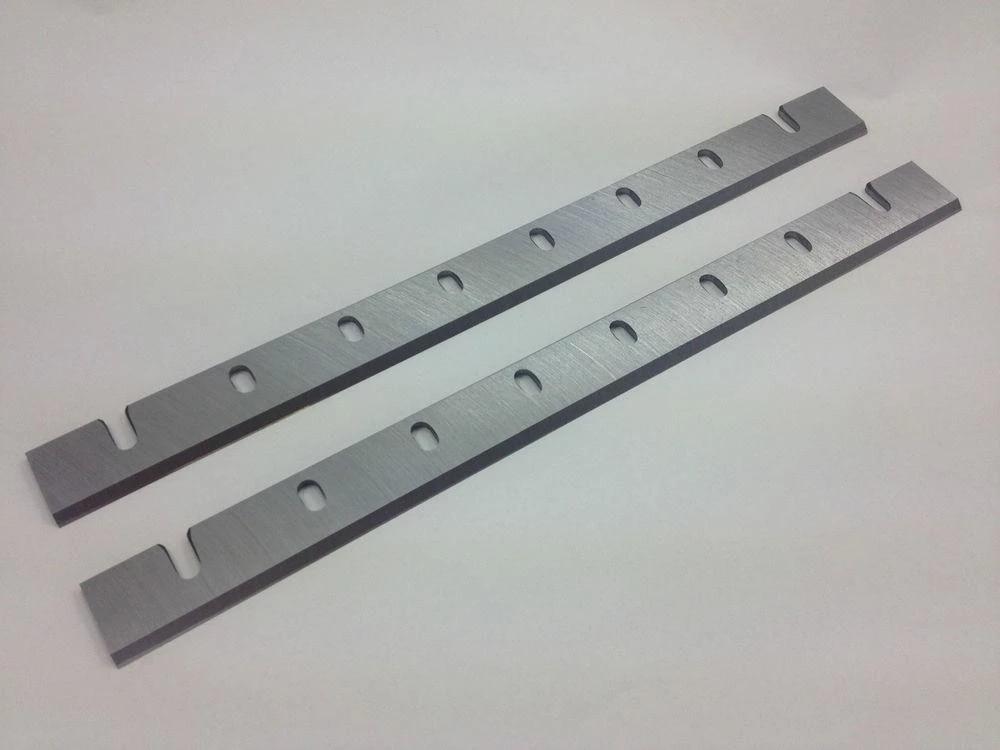 """12-1//2/"""" HSS Planer Knives for DeWalt DW7332 Planer Set of 2"""