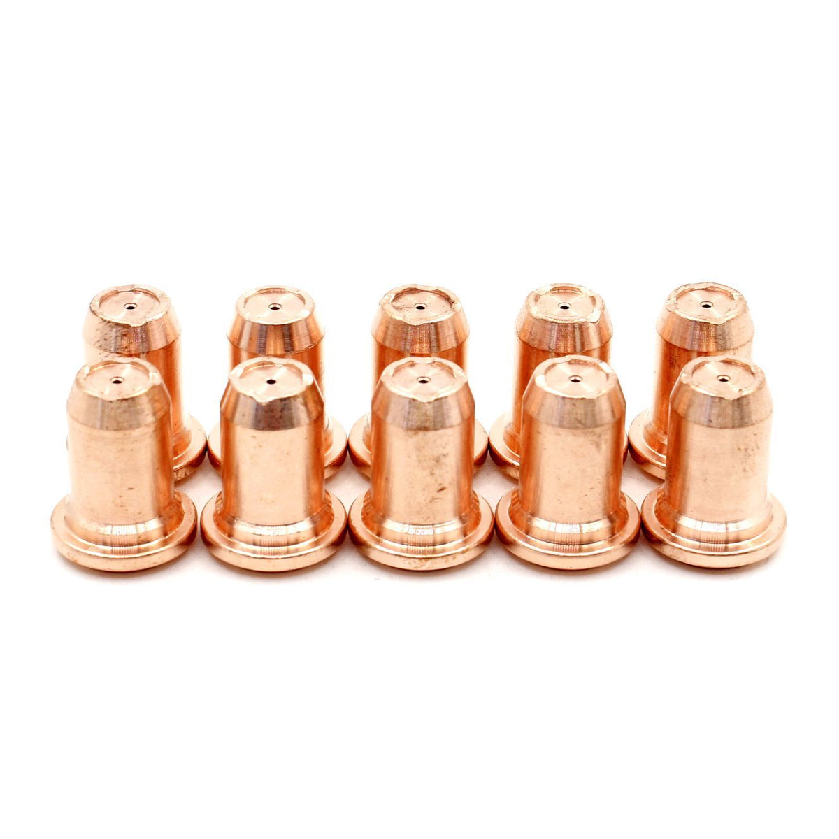 10pcs Plasma Torch 0.9mm 0.035'' Tips Nozzle 51312 For PT-60 PT-40 IPT60 IPT-60