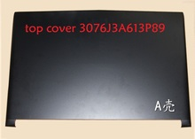 цена на Laptop Top Cover for MSI GP62 6QG GL62 3076J3A213P89 E2P-6J3A212-P89 3076J3A613P89 E2P-6J3A612-P89 3076J3A813P89 E2P-6J3A812-P89
