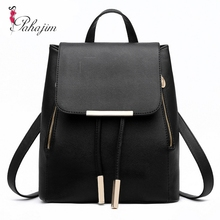 Pahajim 2018 Most Cost effective Backpack New Arrival Vintage Women Shoulder Bag Girls Fashion Schoolbag High