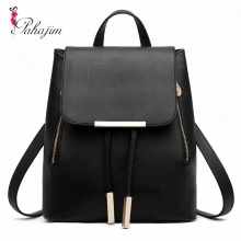 Pahajim 2018 Most Cost-effective Backpack New Arrival Vintage Women Shoulder Bag Girls Fashion Schoolbag High Quality Women Bag