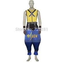 Anime cosplay kingdom hearts 1 riku cosplay del anime cos ropa para hombres mujeres boy uniforme disfraces de halloween party dress