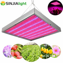 120W LED Grow Panel Plant Light Full Spectrum Phyto Lamp 1365LEDs Red+Blue Hydroponic Led Lighting for Flowers Garden Grow Tent(China)