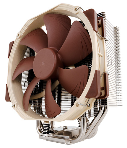 Noctua NH-U14S AMD Intel processor COOLERS fans Cooling fan contain Thermal Compound Cooler fans LGA 1155X 2011 1366 FM2 FM1