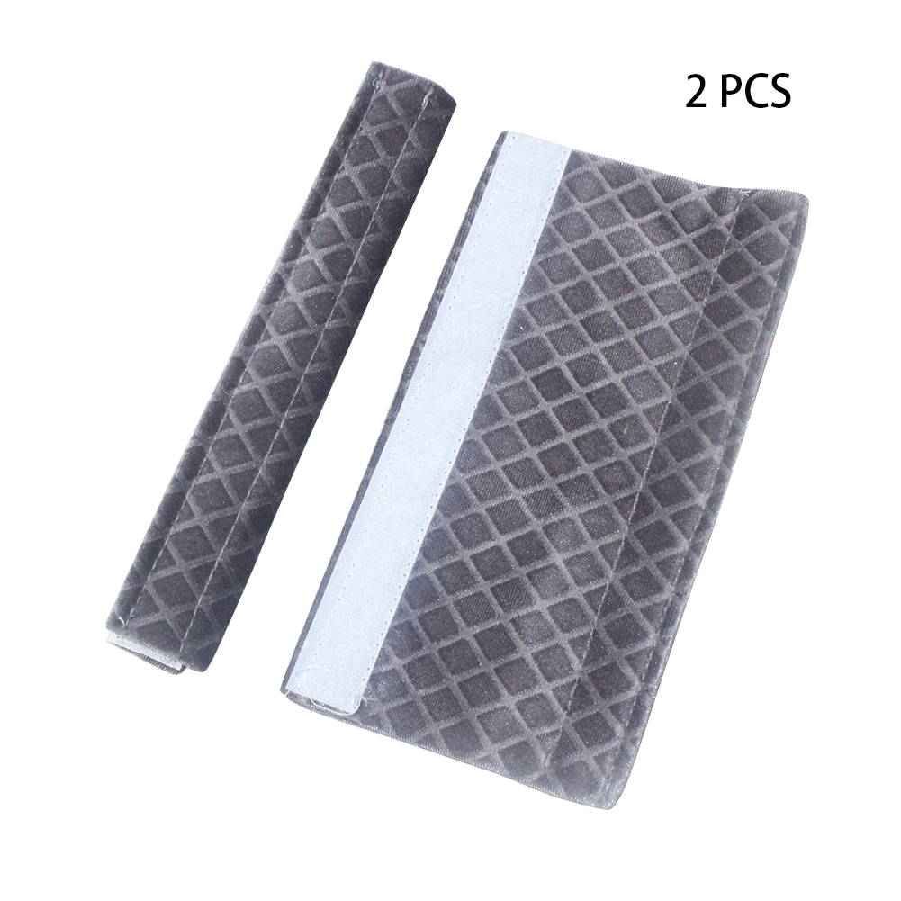 Adjustable:  Cabinet Washable Handle Cover Double Side Protective Oven Refrigerator Door Non Slip Lint Fabric Adjustable Kitchen Appliance - Martin's & Co