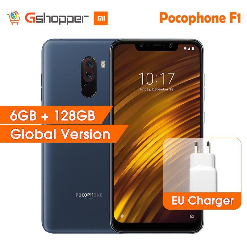 Xiaomi POCOPHONE F1 6GB 128GB Snapdragon 845 6.18