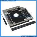 12.7mm sata hdd hard disk drive adapter caddy optical bay para dell inspiron 17r n7110
