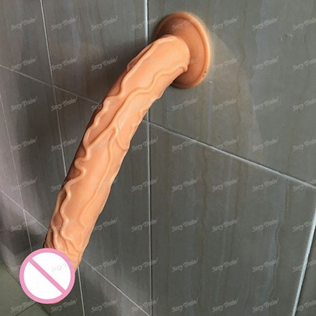 Shower dildo the cup Suction in