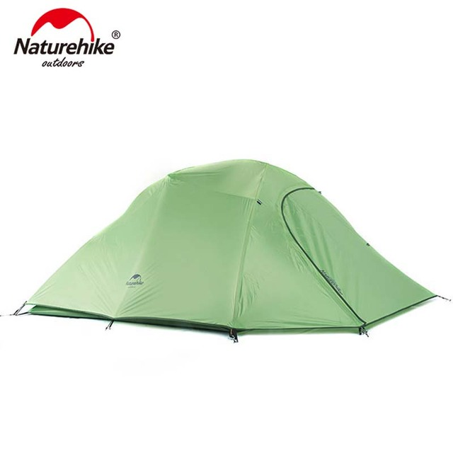 Naturehike CloudUp Series  Ultralight Camping Tent Outdoor Hiking Tent Family Tent For 3 Person NH15T003-T
