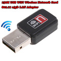 2PCS/LOT USB 150 Mbps Wireless Wifi Router usb Mini 150M Network Card 802.11 n/g/b