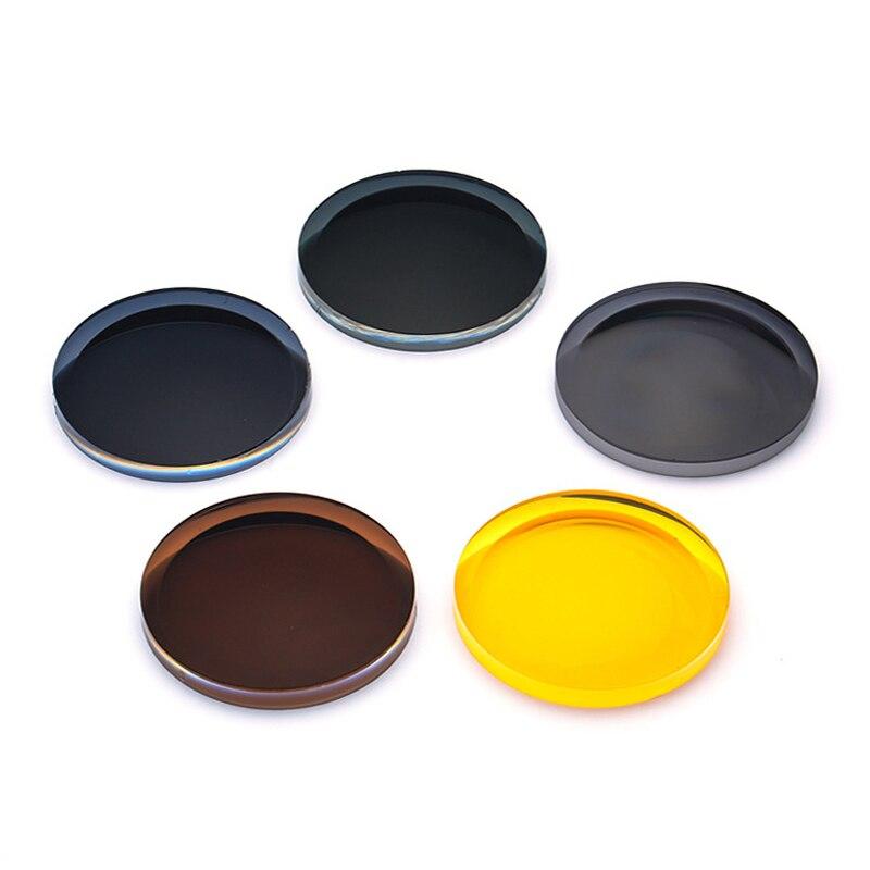 1.61 lentilles optiques polarisées couleur claire lentilles de lecture lunettes de soleil de PRESCRIPTION