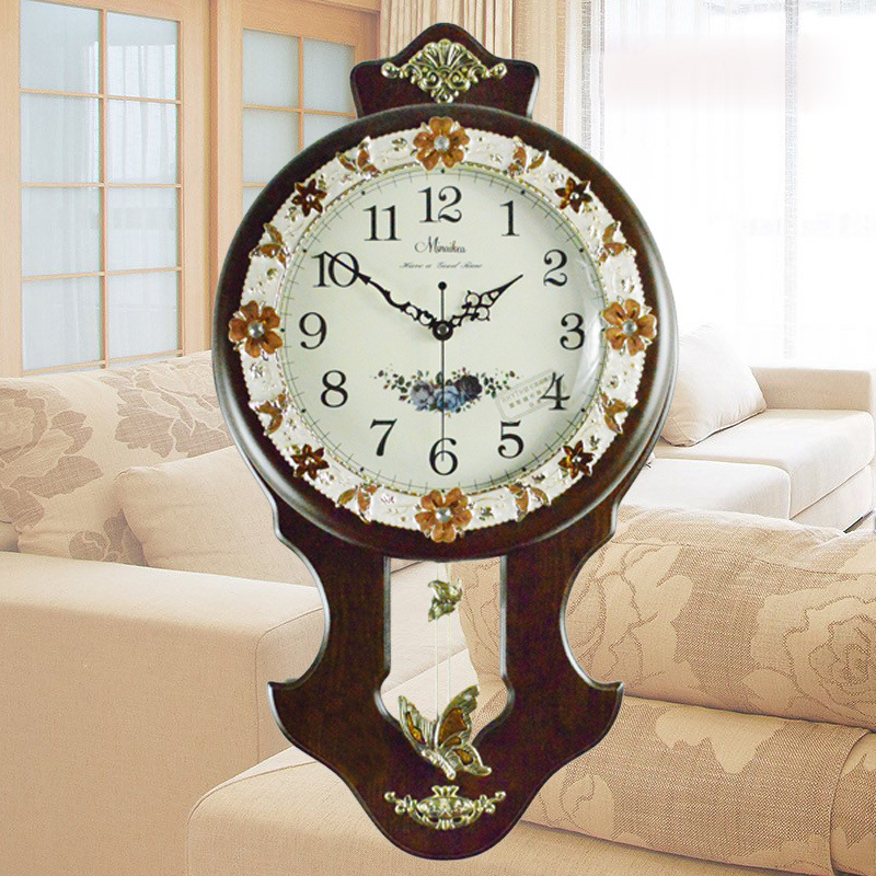 Horloge murale pendule achetez des lots petit prix - Horloge murale contemporaine ...