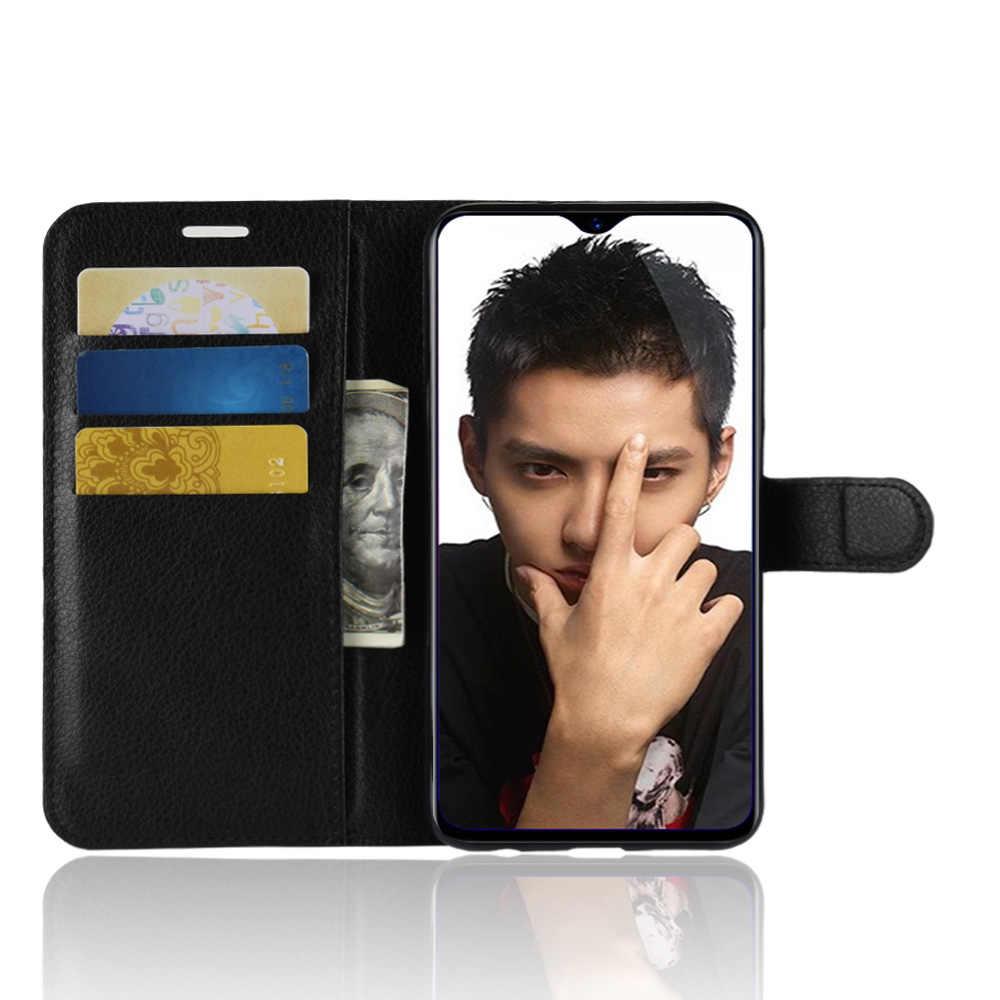 لهواوي الشرف 8C 8X ماكس جراب هاتف بو جلد الوجه الغطاء الخلفي حافظة لهاتف Huawei Honor8X ماكس Honor8C الهاتف حقيبة كوكه Fundas حالة