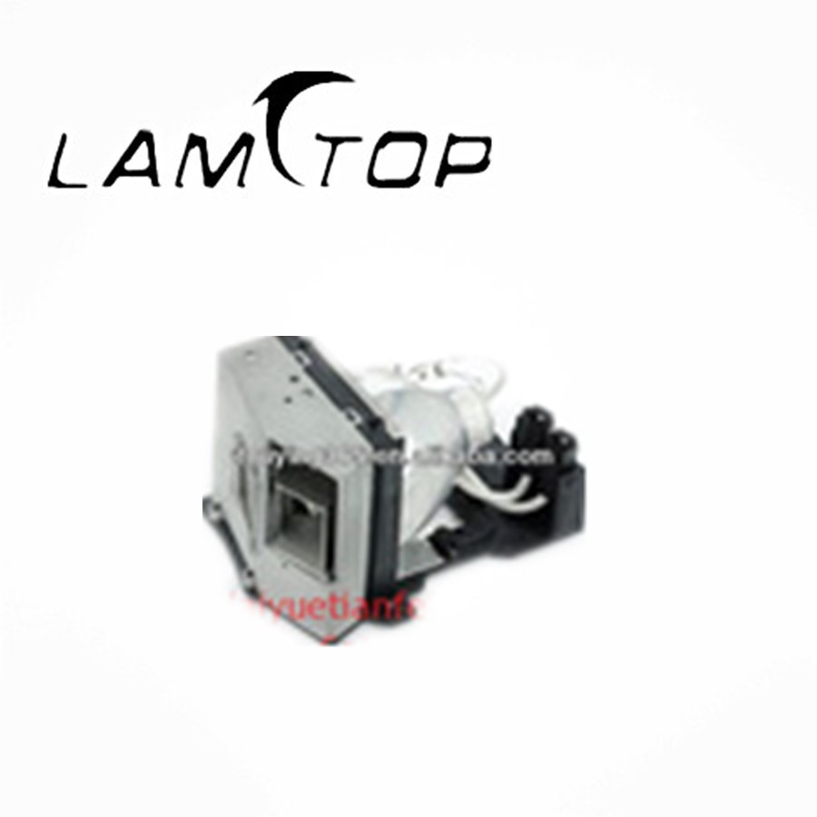 FREE SHIPPING   LAMTOP  projector lamp with housing  SP.81D01.001  for   H57