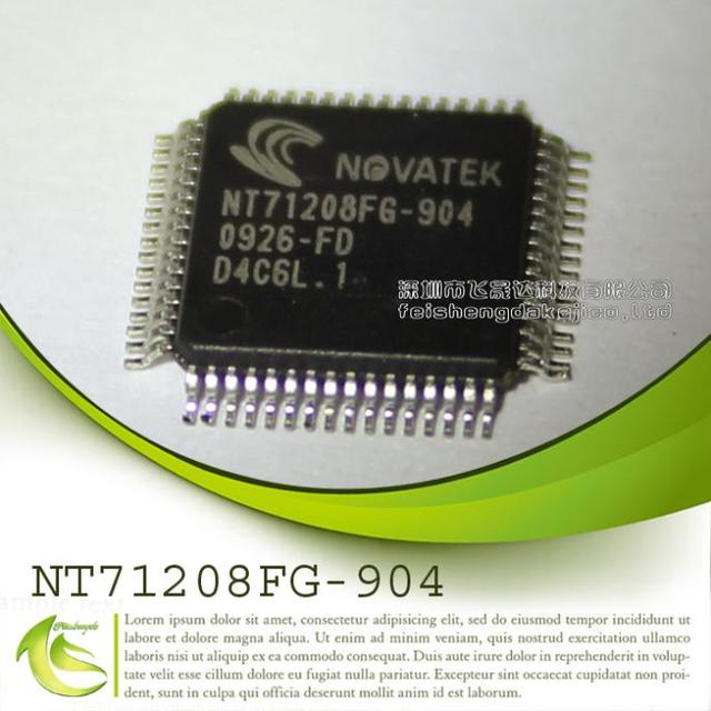 US $14 3 |NT71208FG 904 NT71208FG 907 -in Integrated Circuits from  Electronic Components & Supplies on Aliexpress com | Alibaba Group