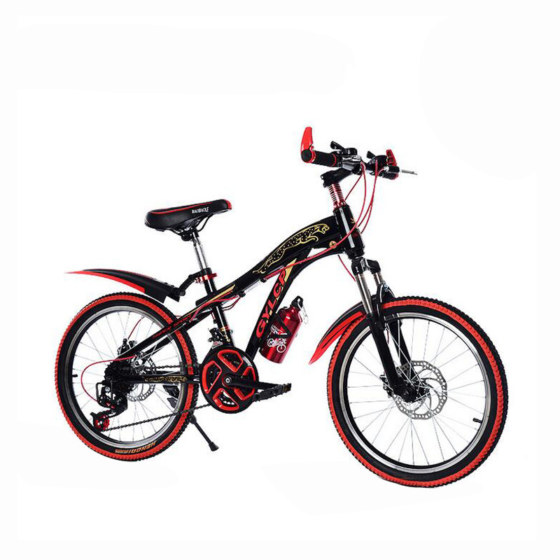 14 Speed 20 inch Mountain Bicycle Double disc brake Kids' bike shock absorption variable speed mountain bike