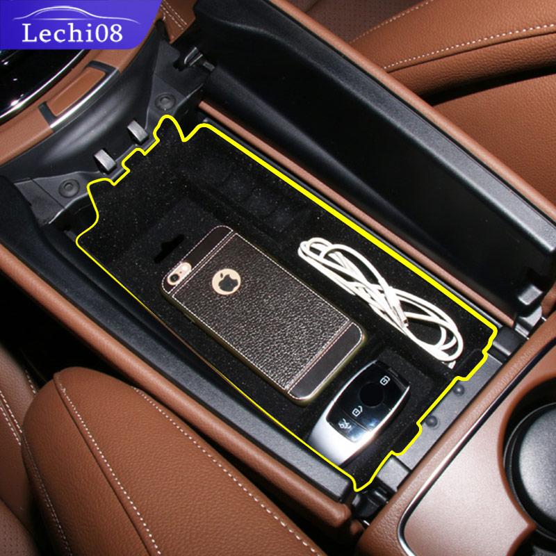 For mercedes w213 amg Mercedes benz E w213  door armrest storage box container tray organizer accessories|Stowing Tidying| |  - title=