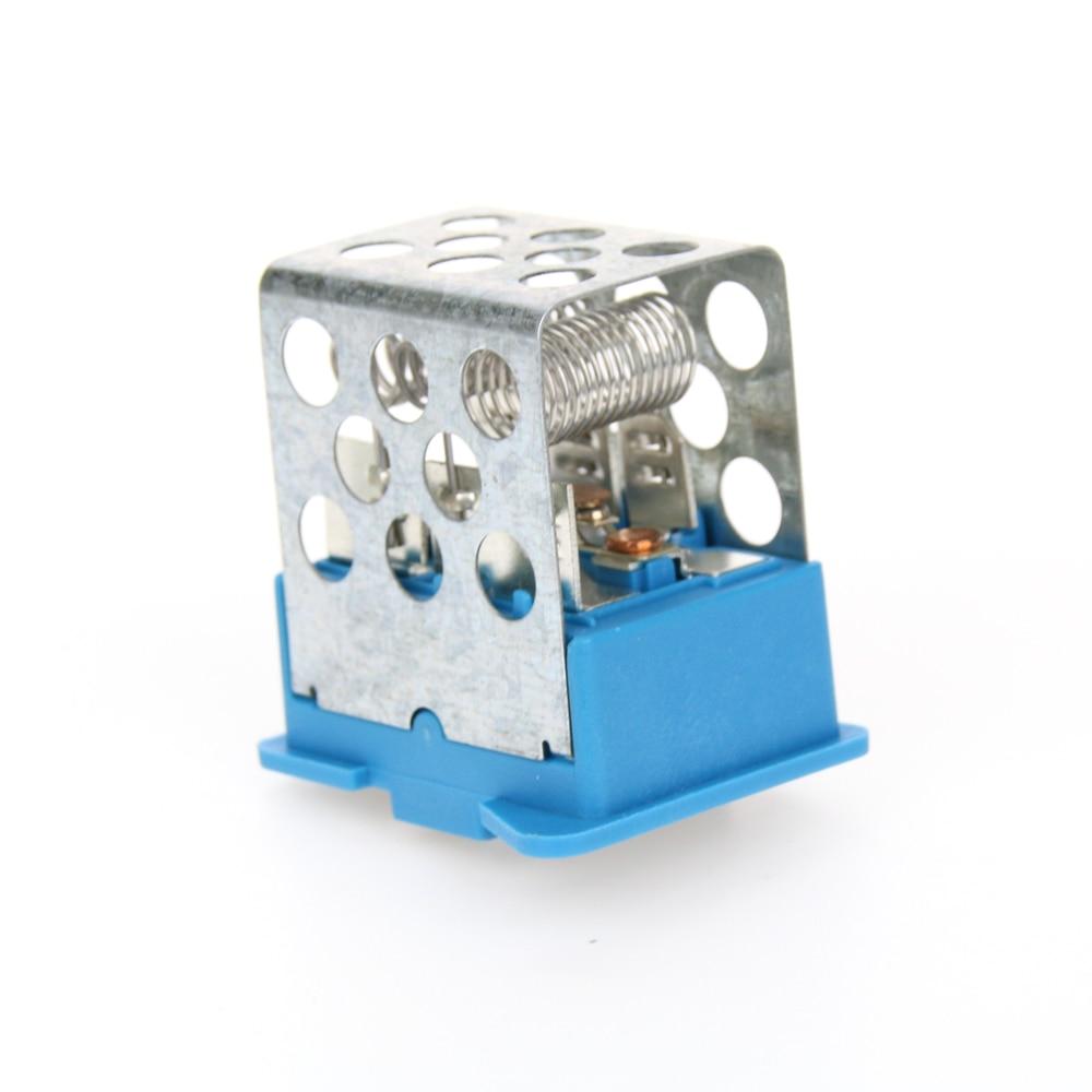 FOR BMW 525i 740iL M5 530i Heater Blower Resistor Fan Control Module 64111468524