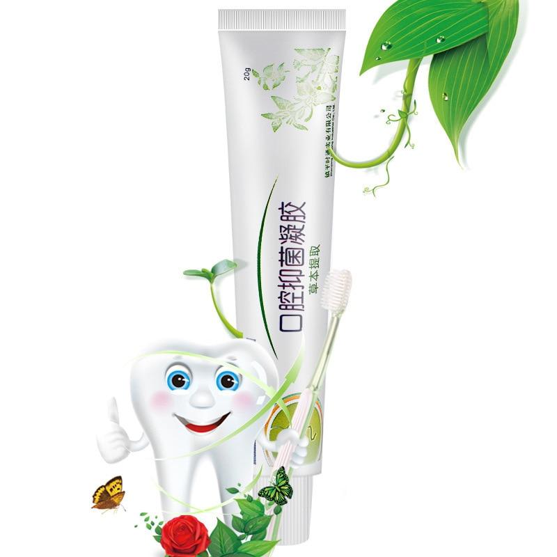 Mouth Ulcer Relief Gel Natural Herbal Oral Antibacterial