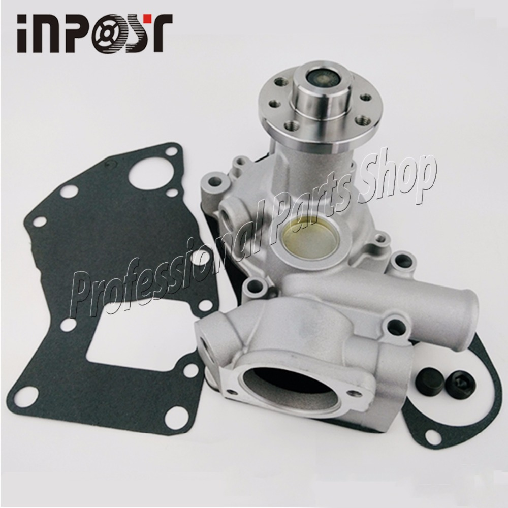 small resolution of 8972541481 new water pump for isuzu 4le1