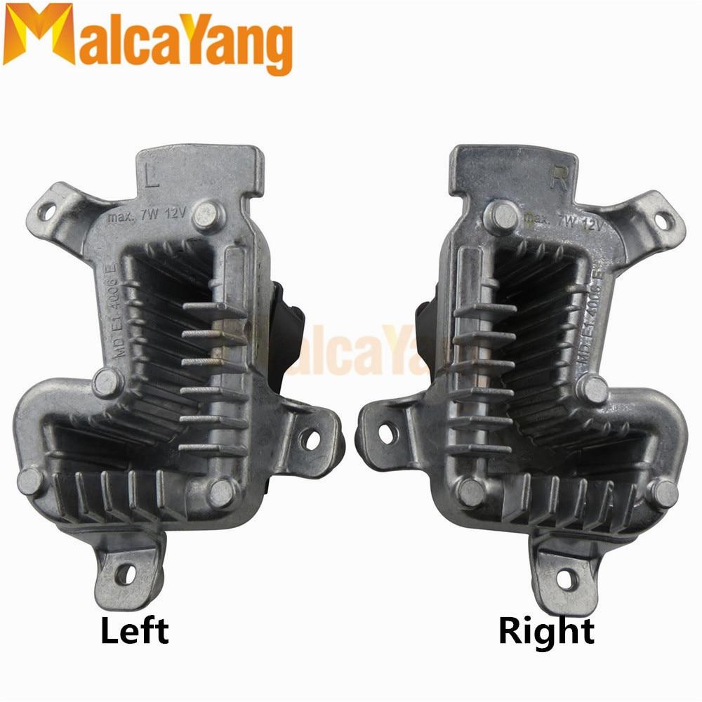 2PCS HOT 63117419619 620 For BMW Headlight Lever Module 63117419610 Ballast Headlight Lever Module 63117419615 For