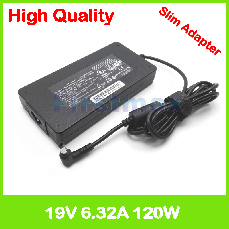 19V 6.3A 120W laptop AC power adapter charger PA 1121 59