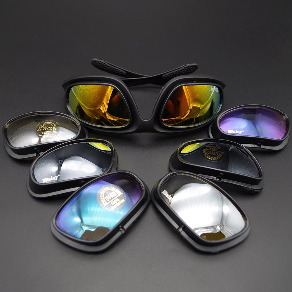 BikeMaster Windshield Convertible Mens Motorcycle Sunglasses Kit