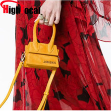 Brand Purses And Handbags leather Designer Shoulder Bag Frost Women Crossbody Bag Small Strap Evening Sling Bags 2019 Mini Totes(China)