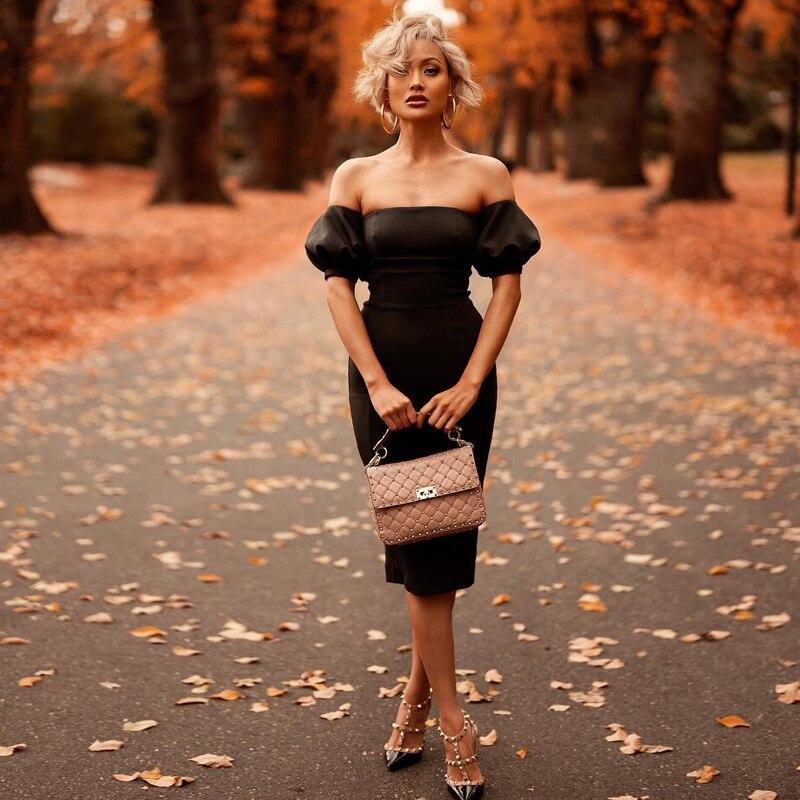 Célébrité Indressme Lacée Pink Club Black Robe 2018 Femmes De apricot Soirée Fête Cou Sexy Encolure Moulante Slash Midi D'été nnvprUwSx
