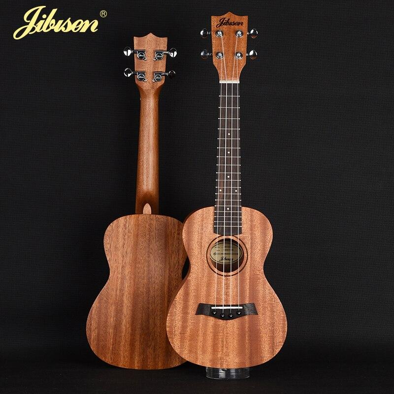 Jibusen High Quality Ukulele Concert Soprano Four Strings Hawaiian Guitar Ukelele Acoustic guitar Rosewood Fingerboard magnum live in concert