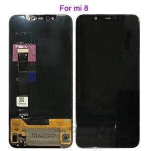 "Image 5 - 6.26 ""สำหรับ Xiaomi Mi 8 Lite Mi 8 เยาวชนจอแสดงผล LCD และ Touch Screen Mi 8X Mi 8x Digitizer ASSEMBLY เปลี่ยนสำหรับ Xiaomi Mi 8 Lite"