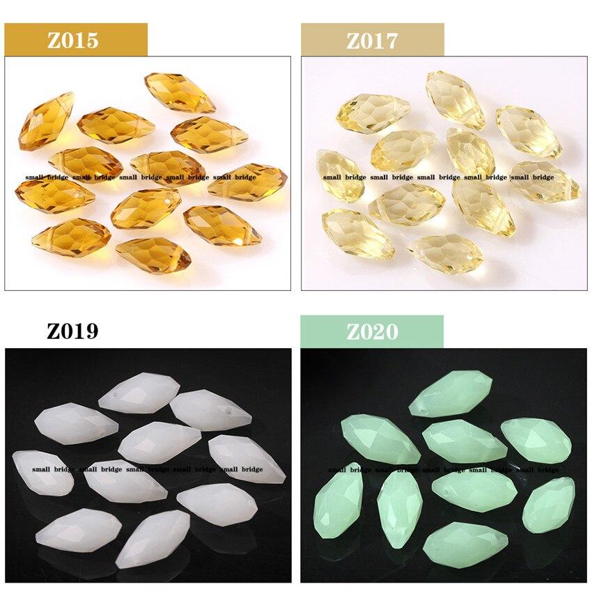 teardrop crystal bead (6)