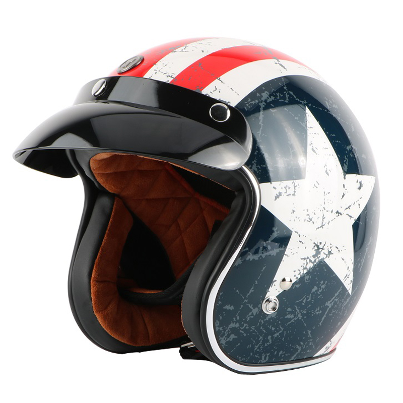 Free shipping casco capacete helmet TORC 3/4 OPEN FACE RETRO VINTAGE MOTORCYCLE  HELMET military motocross helmets Dot hat prince protective silicone back case for iphone 6 4 7 deep pink