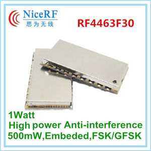 Image 5 - 2 Sets/partij RF4463F30 3Km 470 Mhz