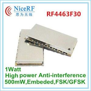 Image 5 - 2 set/lote RF4463F30   3km 470MHz