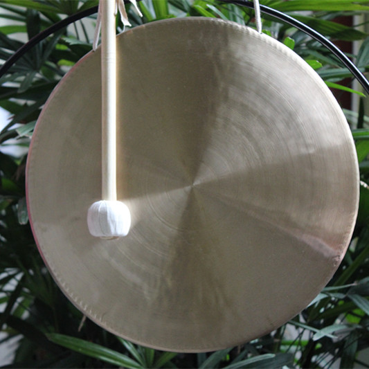 12'' wind gong with free mallet Chinese traditional gong