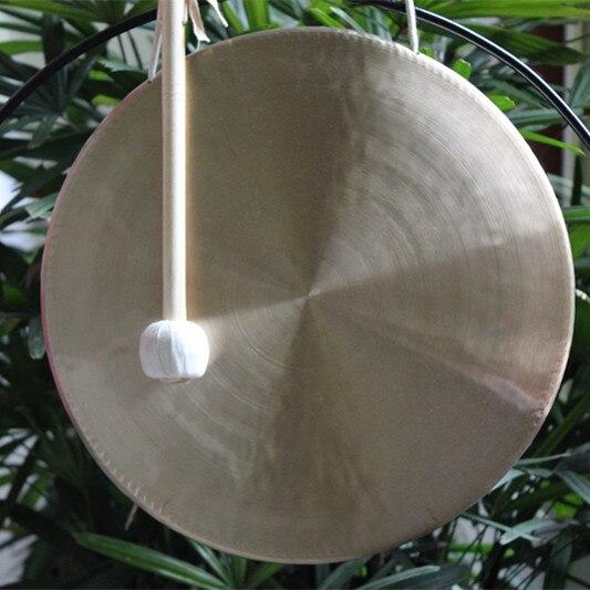 Arborea 12 ''vent gong avec livraison maillet gong traditionnel Chinois